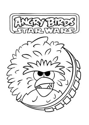 ausmalbild angry birds star wars 11 kostenlos ausdrucken