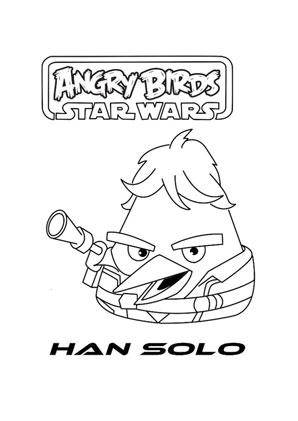 Ausmalbilder Angry Birds Star Wars 4 Angry Birds Star Wars Malvorlagen