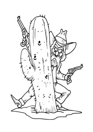 Niedlich Kaktus Malvorlagen Zum Ausdrucken Bilder - Ideen färben ...