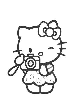 Ausgezeichnet Malvorlagen Valentinstag Hallo Kitty Bilder ...
