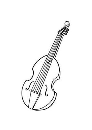 Double Bass Tattoo Designs