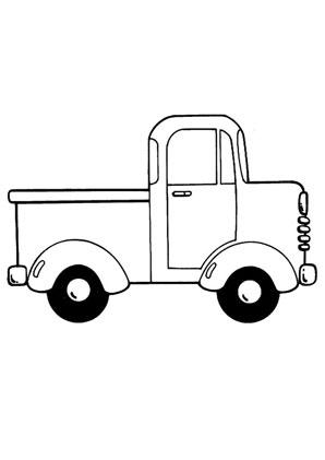 ausmalbilder lastwagen spielsachen malvorlagen ausmalen. Black Bedroom Furniture Sets. Home Design Ideas