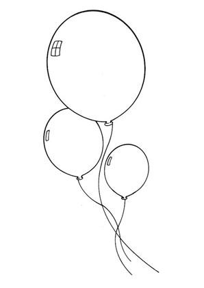 Malvorlagen Ausmalbilder Luftballon My Blog