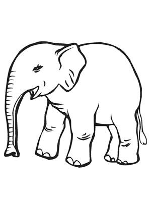 Fein Mama Und Baby Elefant Malvorlagen Ideen - Ideen färben ...