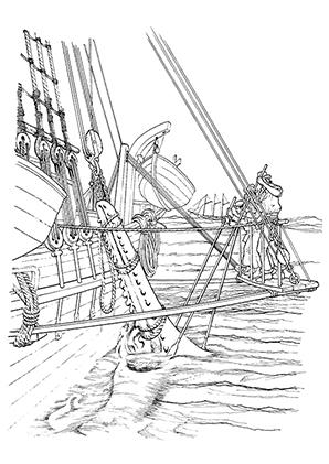 Wal wird gefangen als pdf ausdrucken