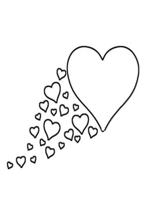 Ausmalbilder Herz 2 Valentinstag Ausmalbilder Ausmalen