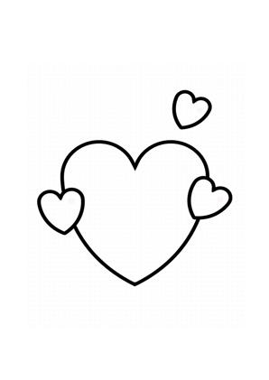 Ausmalbilder Herz Valentinstag Ausmalbilder Ausmalen