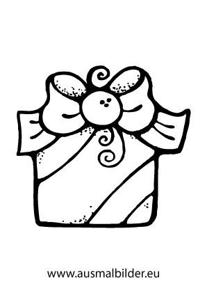 ausmalbilder weihnachtsgeschenk weihnachtsgeschenke. Black Bedroom Furniture Sets. Home Design Ideas