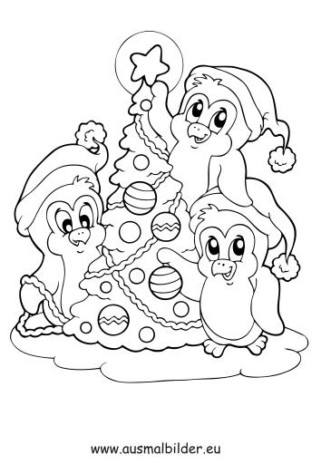 ausmalbilder weihnachtsmotiv  weihnachten malvorlagen